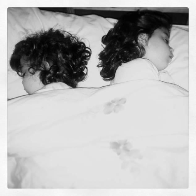 lo mejor, dormir
